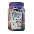 促銷到8月10日 C123003 SHJ 盛香珍 葡萄草莓蒟蒻果凍1860G DR .Q KONJAC GRAPE