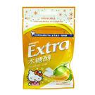 EXTRA 木糖醇香濃密瓜無糖口香糖袋裝...