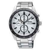 SEIKO 精工 CRITERIA登躍極致太陽能運動腕錶/SSC653P1/V176-0AV0W