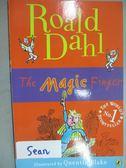 【書寶二手書T1/原文小說_GLS】The Magic Finger_Dahl, Roald