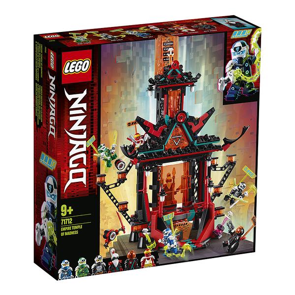 樂高積木 LEGO《 LT71712》 NINJAGO 旋風忍者系列 - Empire Temple of Madness╭★ JOYBUS玩具百貨