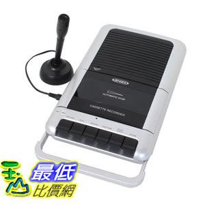 [美國直購] Jaras Limited Edition Jensen Bundle Cassette Player and Recorder Portable Shoe-box 錄音機