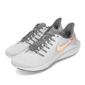 【五折特賣】Nike 慢跑鞋 Wmns Air Zoom Vomero 14 灰 白 女鞋 運動鞋 【PUMP306】 AH7858-005