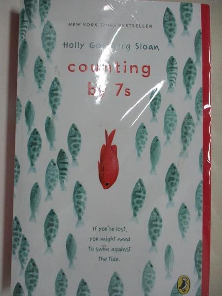 【書寶二手書T6/原文小說_AUW】Counting by 7s_Sloan, Holly Goldberg