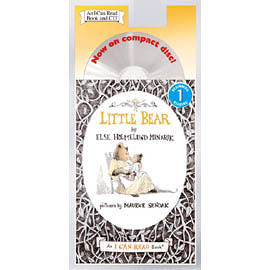 【麥克書店】An I Can Read : LITTLE BEAR / 英文讀本CD / 汪培廷的英文書單