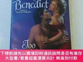 二手書博民逛書店Too罕見Scandalous to WedY169471 Alexandra Benedict 著 Avo