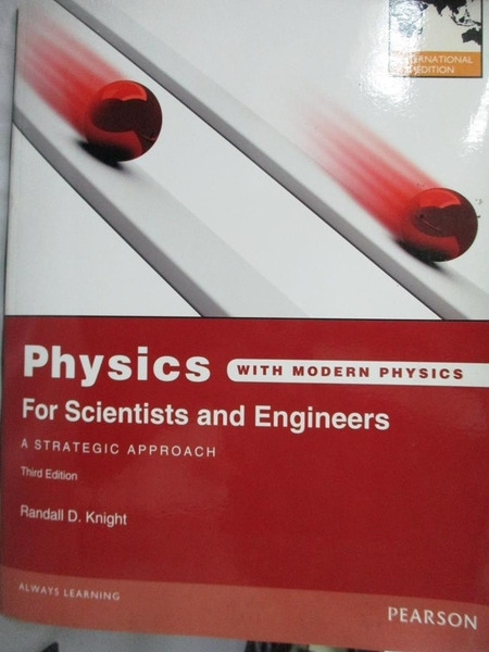 【書寶二手書T3/大學理工醫_QJO】Physics for Scientists and Engineer…_Rand