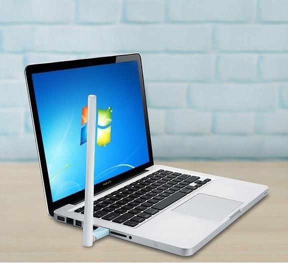WiFi 接收器免驅動水星迷你USB無線網卡穿墻台式機筆記本電腦信號髮射網絡WIFI無限DF全館 萌萌