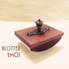義大利 Bortoletti tm01 Blotter 壓墨器(中號)21501167650385 / 個