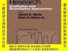 二手書博民逛書店Methods罕見Of Life Course Research-生命歷程研究方法Y436638 Janet
