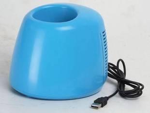 家車兩用USB介面0.5L冷熱迷你小冰箱家用冷藏箱 車載冰箱熱奶器【父親節禮物】