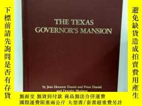 二手書博民逛書店The罕見Texas Governor s Mansion: A