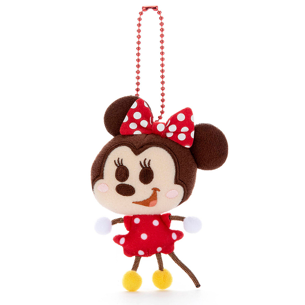 T-ARTS Disney Toy Company 擦擦吊飾 米妮