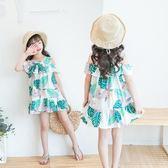 女童連身裙洋氣兒童公主裙小女孩裙子夏季童裝韓版