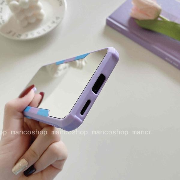 撞色鏡面殼|三星 Note 20 Ultra Note10+ Note10 四角加厚 鏡頭精準殼 防摔殼 雙色 防摔殼 個性手機殼