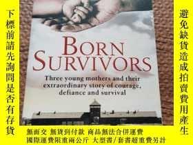 二手書博民逛書店Born罕見SurvivorsY231392 Wendy Holden sphere 出版2016