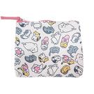 【日本進口正版】貓咪收集 零錢包 面紙包 收納包 卡片包 Neko atsume - 427785