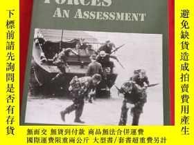 二手書博民逛書店Special罕見Operations Forces: An Assessment (小16開) 【詳見圖】Y
