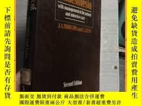 二手書博民逛書店英文書罕見techniques of anaesthesia second edition 麻醉技術第二版Y1
