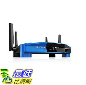 [107美國直購] 無線分享器 Linksys WRT AC3200 Open Source Dual-Band Gigabit Smart Wireless Router with MU-MIMO