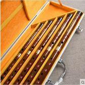 熹風 套笛 入門專業橫笛 五支裝 成人樂器 -炫彩店(接銅款+5笛+笛箱)