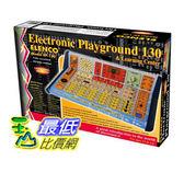 [103 美國直購] Elenco 130-in-1 電子益智品 Electronic Playground and Learning Center $2098