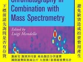 二手書博民逛書店Comprehensive罕見Chromatography in Combination with Mass Sp
