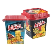 越南 KOOL 鹹蛋/鹹蛋黃蟹風味 炒麵(乾拌麵)1杯入 款式可選【小三美日】