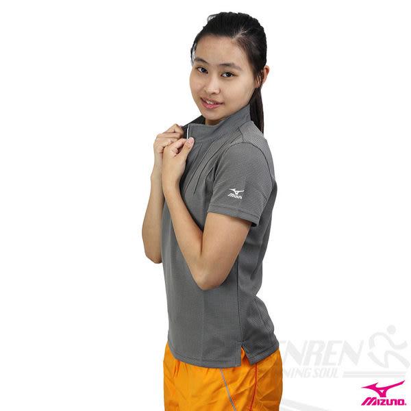 **開幕慶**MIZUNO美津濃女用美型運動風POLO衫 56HL-162