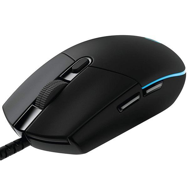 【免運費】Logitech 羅技 G系列 G PRO 專業電競級 有線 遊戲滑鼠