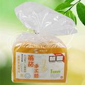 阿邦小舖 綠色生活生機番茄手工麵條600g