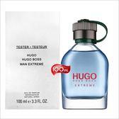 【自用超划算】HUGO BOSS極致現代男性淡香精 100mL-TESTER(環保盒) [54981]