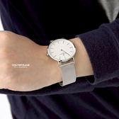 范倫鐵諾.古柏 極簡鋼索手錶【NEV7】原廠正品公司貨