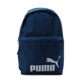 PUMA PHASE BACKPACK 後背包 藍 075487-09