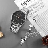 PH PAUL HEWITT 贈手環 / PH-PM-15-L / 藍寶石水晶玻璃 不鏽鋼手錶 禮盒組 深灰色 42mm