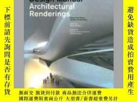 二手書博民逛書店Architectural罕見Renderings: Construction and Design Manual
