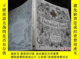 二手書博民逛書店Enchanted罕見Forest An Inky Quest