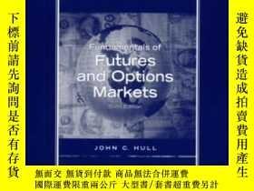 二手書博民逛書店Fundamentals罕見Of Futures And Options Markets (solutions M