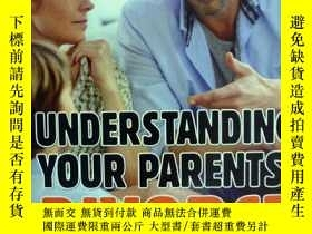 二手書博民逛書店英文原版罕見Divorce and Your Family: U