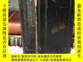 二手書博民逛書店1867年罕見THE HOLY BIBLE CONTAINING THE OLD AND NEW TESTAMEN