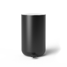 丹麥 Menu Pedal Bin 11L, Norm 衛浴系列 踩踏式 垃圾桶 中尺寸(霧黑色)