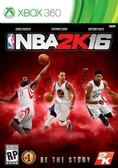 二手片-NBA2K16   中文版PLAY-小無電玩