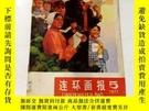 二手書博民逛書店2366罕見連環畫報1977 5(總第42期)Y259056
