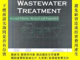 二手書博民逛書店Biological罕見Wastewater Treatment-廢水生物處理Y436638 Carlos D