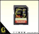 ES數位 SanDisk Extreme Pro SD SDXC 256G 633x 95M 95MB/s U3 高速 記憶卡 256GB 群光公司貨