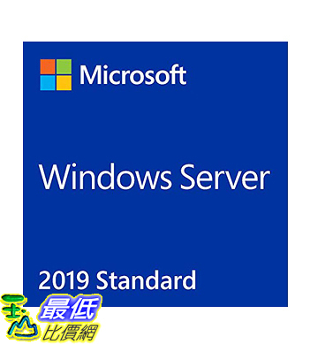 暢銷軟體 Microsoft Windows Server Standard 2019 - Additional License APOS (2-Core)