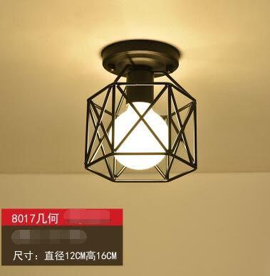 led過道燈吸頂燈超薄創意玄關燈走廊衣帽間燈簡約現代陽檯燈具