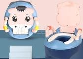 兒童小馬桶寶寶坐便器男女孩可愛嬰幼專用尿盆抽屜式廁所訓練蹲便 滿天星