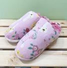 【震撼精品百貨】法國兔~絨毛室內拖鞋~粉色#16375