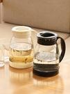 冷水壺 冷水壺玻璃耐高溫防爆泡茶壺家用涼白開大容量水杯套裝果汁涼水壺 維多原創